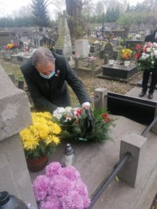 Uczczenie pamięci bohaterów niepodległości – 11 listopada 2020 r.