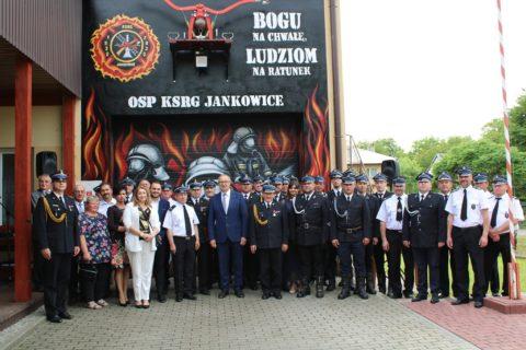 OSP Jankowice w Krajowym Systemie Ratowniczo-Gaśniczym