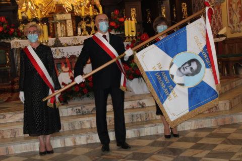Nadanie imienia Anny Jenke Katolickiemu Liceum w Jarosławiu
