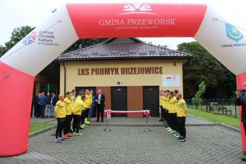 Gminne Święto Sportu w Urzejowicach