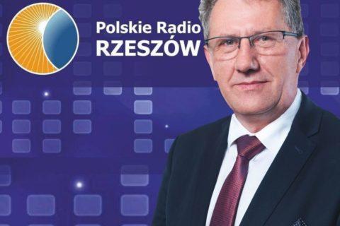Rozmowa w Polskim Radiu Rzeszów na temat sporu Polski i Komisji Europejskiej dotyczącego wymiaru sprawiedliwości