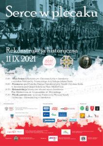 Zapowiedź rekonstrukcji historycznej w Jarosławiu