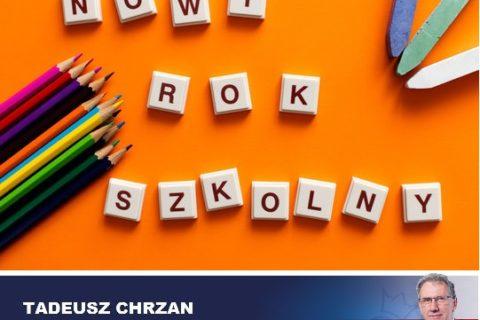 Życzenia z okazji nowego roku szkolnego 2021/2022