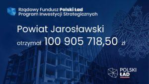 Środki dla Powiatów w ramach Programu Inwestycji Strategicznych #PolskiŁad